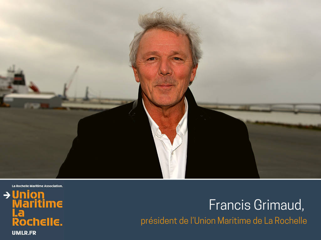 Union Maritime - Francis Grimaud bis