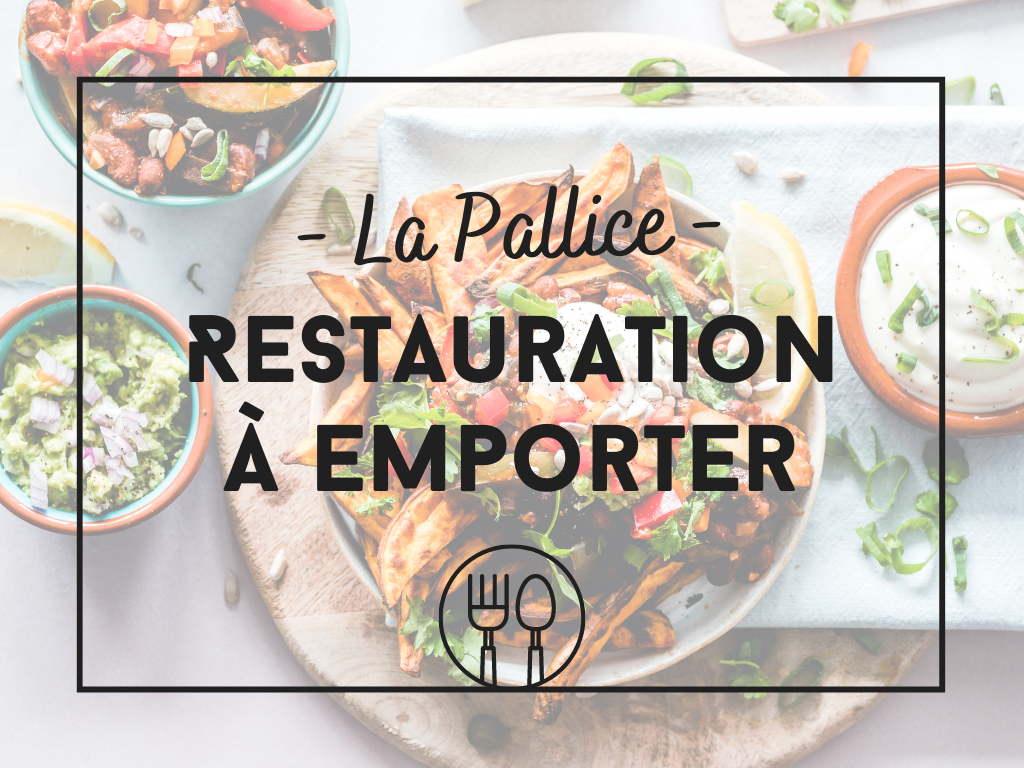 Les restaurateurs s'adaptent !